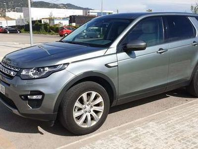 usado Land Rover Discovery Sport 2.2TD4 HSE Luxury 4x4 Aut. 150