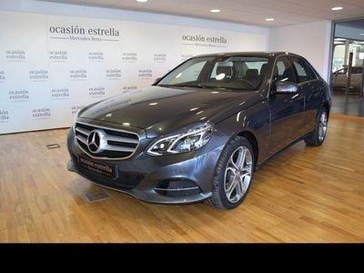 usado Mercedes 220 Clase E CLASEBLUETEC 4MATIC AVANTGARDE