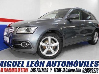 usado Audi Q5 2.0 Tdi 150cv Ambition Plus 5p. -14