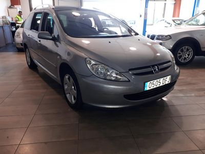 gebraucht Peugeot 307 1.6 hdi pack