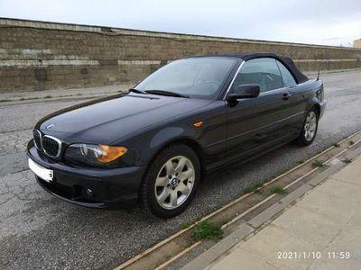 usado BMW 325 Cabriolet Serie 3 E46/2 Cabrio