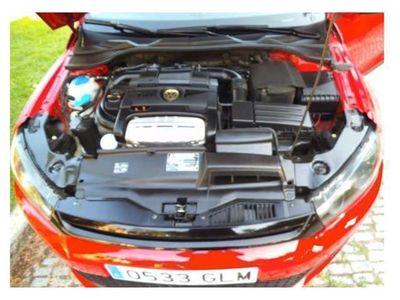 gebraucht VW Scirocco 1.4 TSI 160