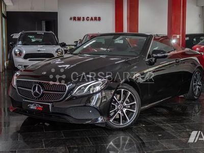 usado Mercedes E220 Cabrio 9G-Tronic