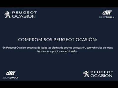 usado Peugeot Partner Tepee Access Electric L1