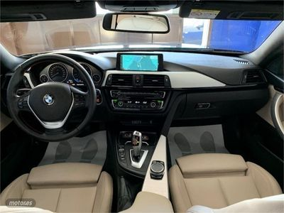 usado BMW 420 Gran Coupé Serie 4 d xDrive Auto.
