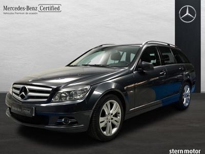 usado Mercedes C220 CDI Estate BE Avantgarde Aut.