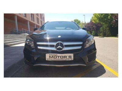 usado Mercedes GLA220 220CDI AMG Line 4Matic 7G-DCT