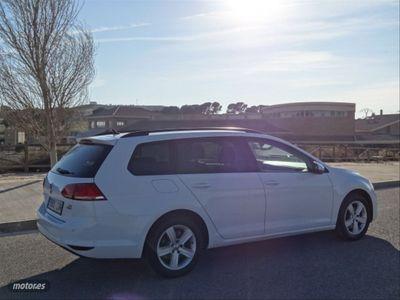 usado VW Golf Variant Advance 1.6 TDI 110CV BMT