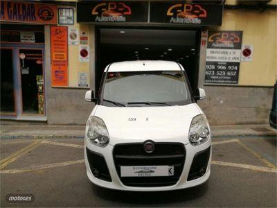 gebraucht Fiat Doblò Panorama Emotion 1.6 Multijet 105cv E5