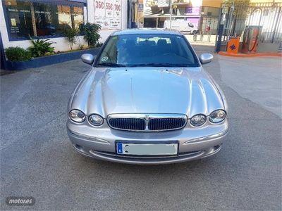 gebraucht Jaguar X-type 2.5 V6 Sport