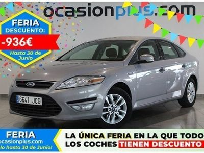 brugt Ford Mondeo 1.6TDCi Auto-S&S Business