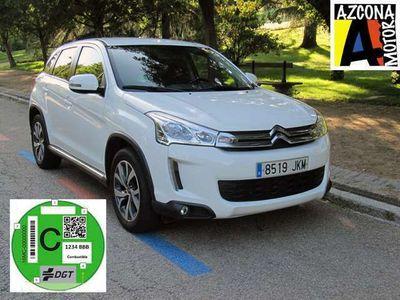 usado Citroën C4 Aircross 1.6hdi S&s Collection 2wd 115 114 cv en Madrid