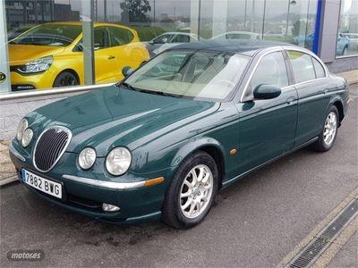 usado Jaguar S-Type 2.5 V6