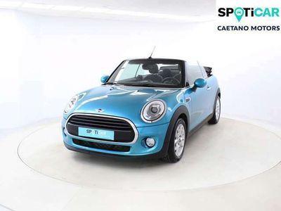 usado Mini Cooper D Cabriolet Aut. 116 cv en Malaga