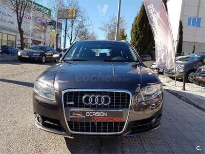 usado Audi A4 Avant 2.0TDI DPF 170 sline