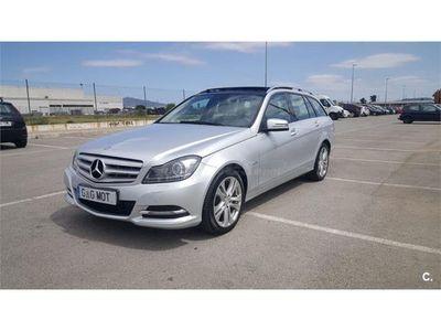 usado Mercedes 220 CDI Blue Efficiency Ed. Estate 125 kW (17