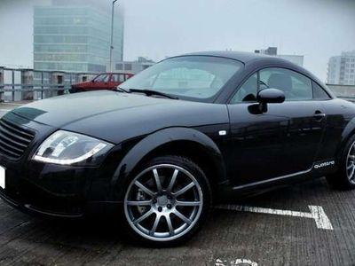 usado Audi TT Coupé 1.8T quattro 225