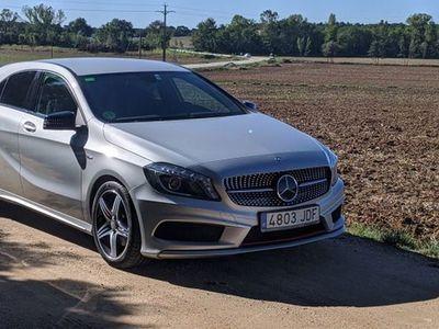 usado Mercedes A250 ClaseBE AMG Sport 7G-DCT