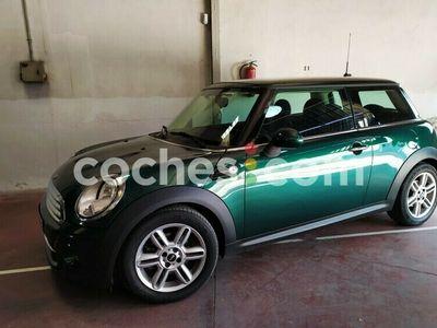 usado Mini Cooper D 112 cv en Madrid