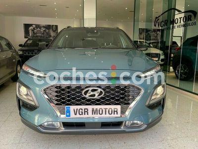 usado Hyundai Kona Hev 1.6 Gdi Dt Tecno Lime 141 cv en Palmas, Las