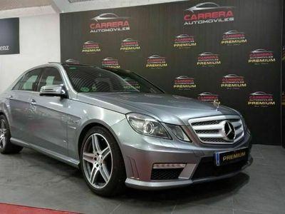usado Mercedes E63 AMG Clase EAuto