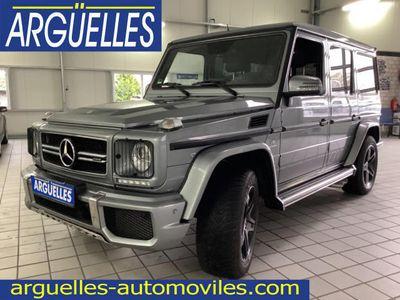 usado Mercedes G63 AMG AMG Edition 463 571cv ÚNICO