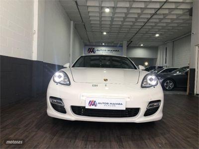 gebraucht Porsche Panamera Turbo Aut.