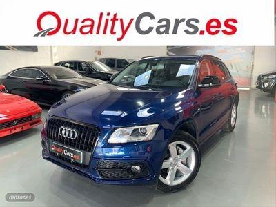 usado Audi Q5 2.0 TDI clean 140kW quatt S tron S line