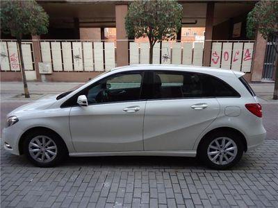 usado Mercedes B180 CDI BE 7G-DCT