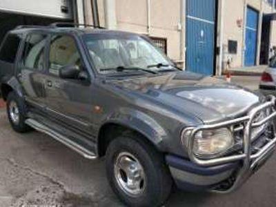 usado Ford Explorer Gasolina