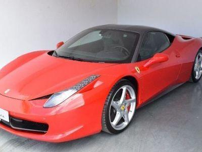 usado Ferrari 458 ITALIA V8 2010