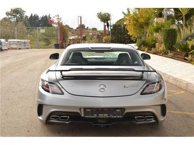 usado Mercedes SLS AMG BLACK SERIES