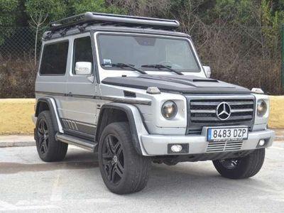 usado Mercedes G400 4.0 CDI Auto
