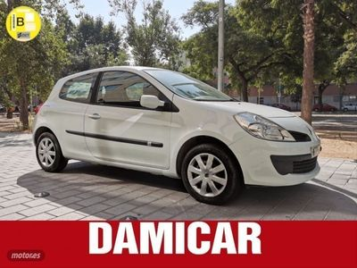 usado Renault Clio Authentique 1.5DCI70 eco2
