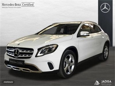 used Mercedes GLA200 d