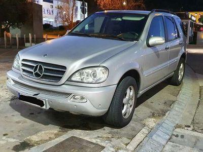 usado Mercedes ML500 Aut.