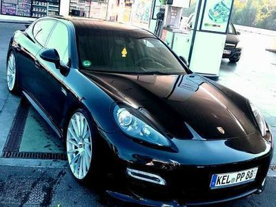 used Porsche Panamera Turbo Aut.