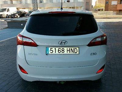 usado Hyundai i30 CW 1.6CRDi GL City S
