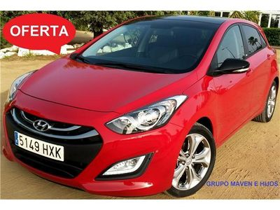 gebraucht Hyundai i30 1.6 CRDi 110cv Go Brasil