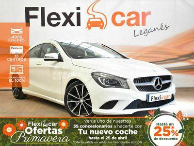 usado Mercedes CLA220 CLA 220CDI Urban 4p