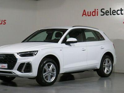usado Audi Q5 40 TDI quattro-ultra S line S tronic 150kW