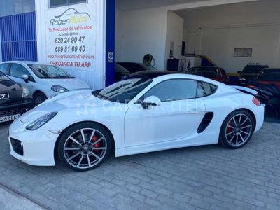 usado Porsche Cayman 3.4 s pdk 3p