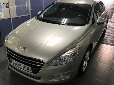 brugt Peugeot 508 2.0HDI Active 140