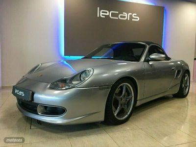 usado Porsche Boxster S 50 Anos del 550 Spyder