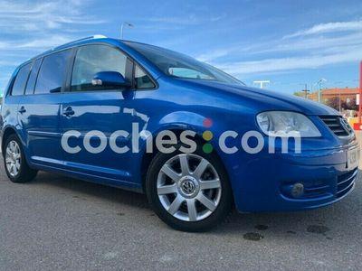 usado VW Touran 2.0tdi Advance 140 cv en Palencia