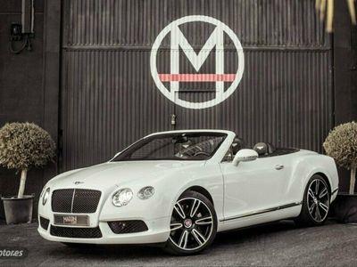 usado Bentley Continental GTC GTC V8