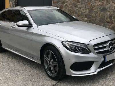 usado Mercedes C250 Estate CDI BE Sport 7G Plus