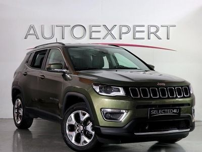 usado Jeep Compass 2.0 MJET LIMITED 4WD ACT.DR