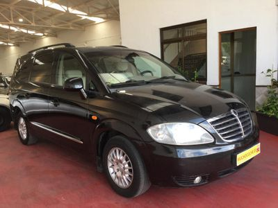 used Ssangyong Rodius 270 Xdi Limited