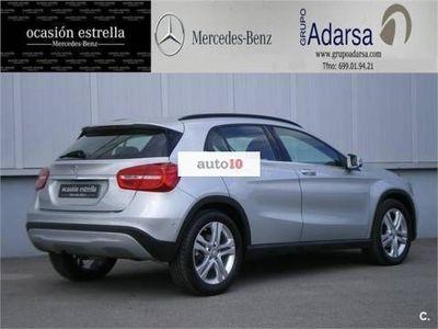 usado Mercedes GLA220 CDI Style 7G-DCT